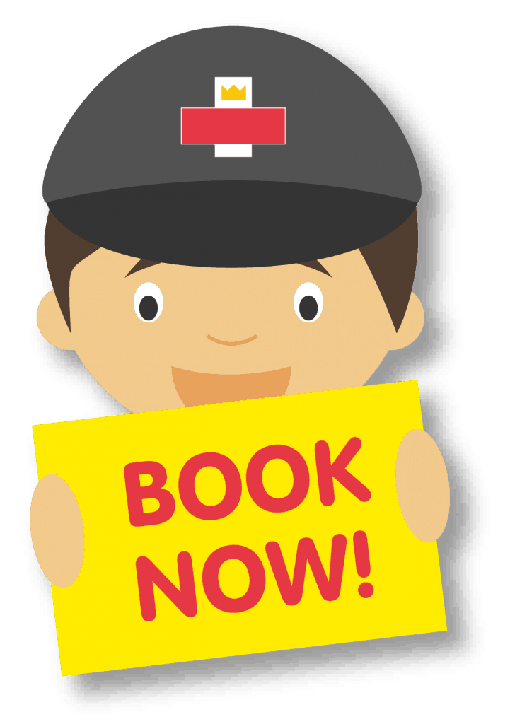 Book your session at Play Avenue